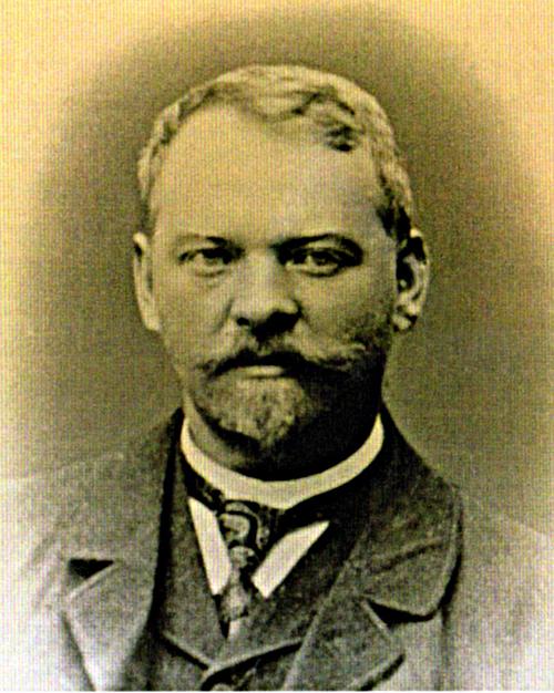 Malíř František Kaván v Galerii Kodl