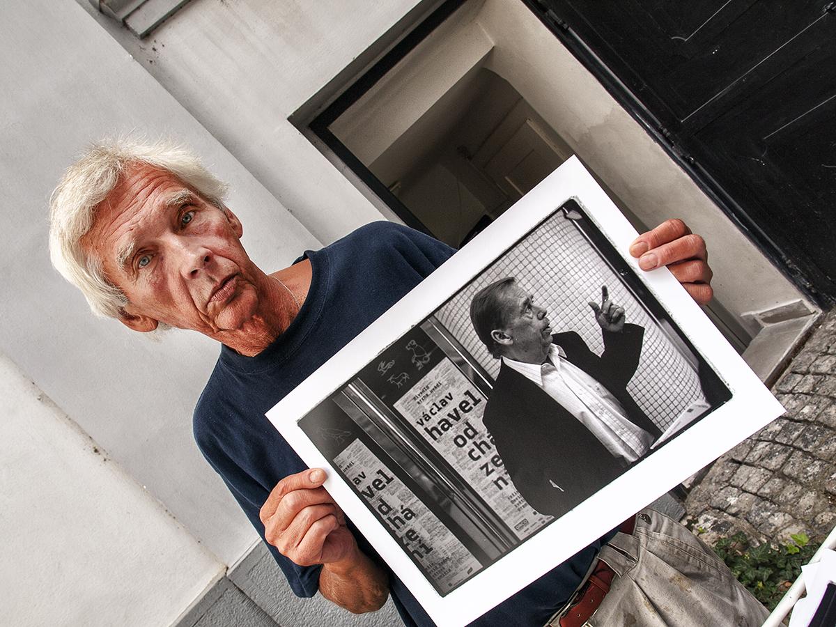 OLDŘICH ŠKÁCHA: Havel a ti druzi