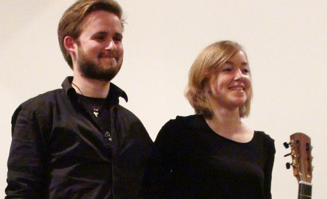 Tommy  Emmanuel je inspirací pro Karlijn Langendijk a  Meinen Soenke