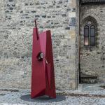 Areál Anežského kláštera je po revitalizaci přívětivější a otevřenější