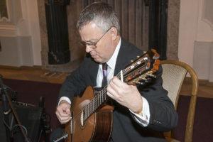 Kytarista Miloslav Klaus