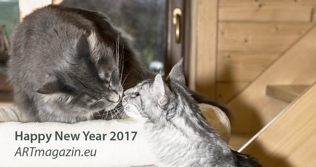 Happy New Year 2017 ARTmagazin.eu