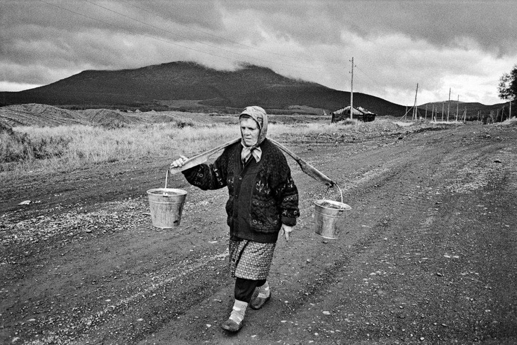 photo © Dana Kyndrová, Stredni Ural 2007