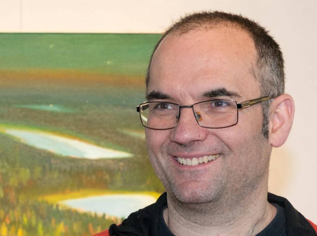 Jaroslav Valečka: Nevinnost v Gallery Černá labuť