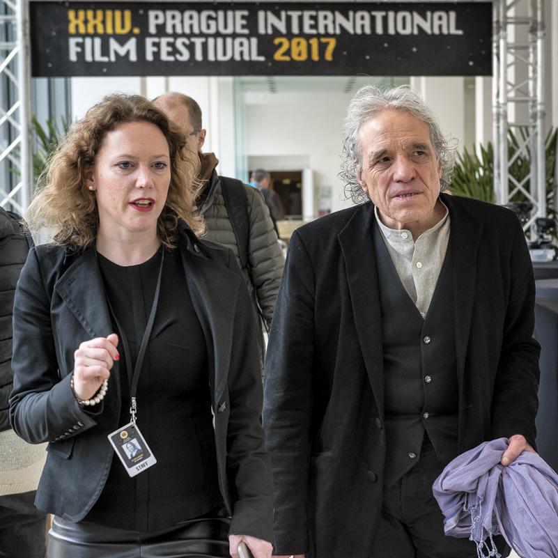 Abel Ferrara obdržel na Febiofestu 2017 cenu Kristián