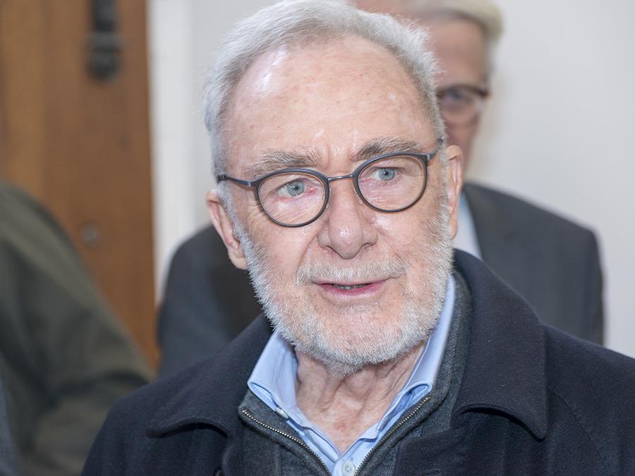 Gerhard Richter vPaláci Kinských