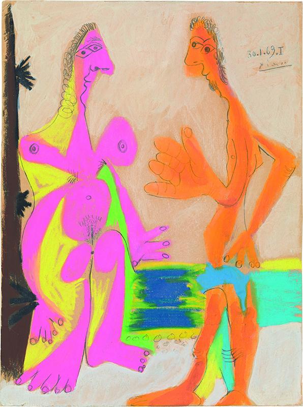 Giacometti, Picasso a Chirico v liberecké Oblastní galerii