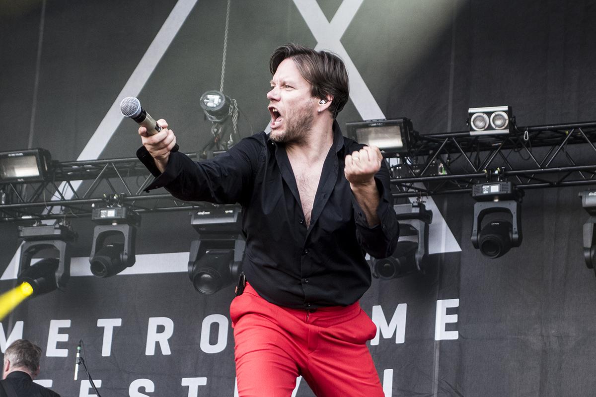 Metronome Festival Prague 2017 – Sting dostal diváky do varu