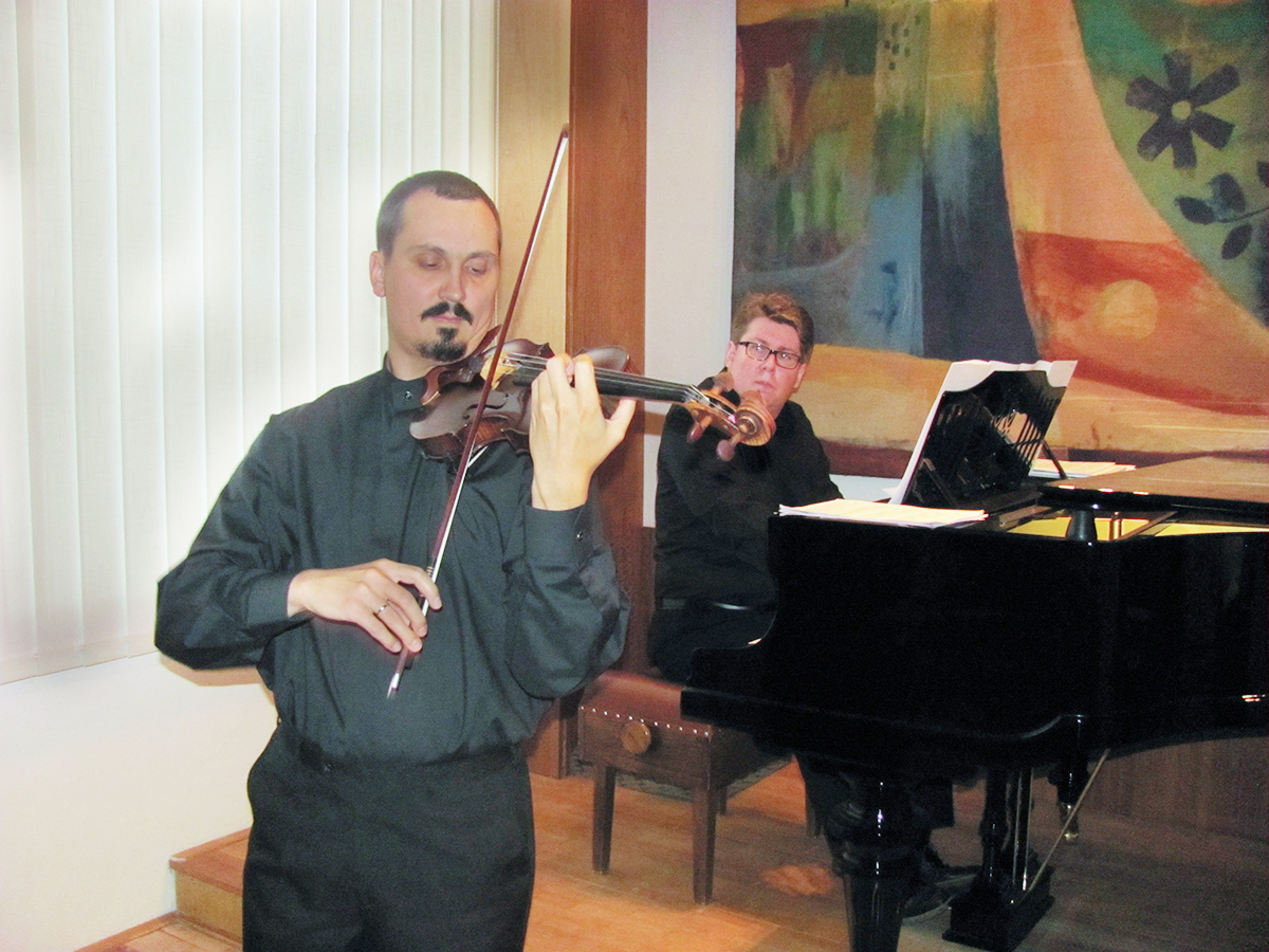 Andělská matiné – koncertní řada pro seniory