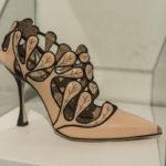 Manolo Blahnik – Bota jako umělecké dílo