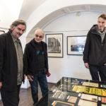 Miroslav Hák a jeho Fotografie v Galerii Josefa Sudka