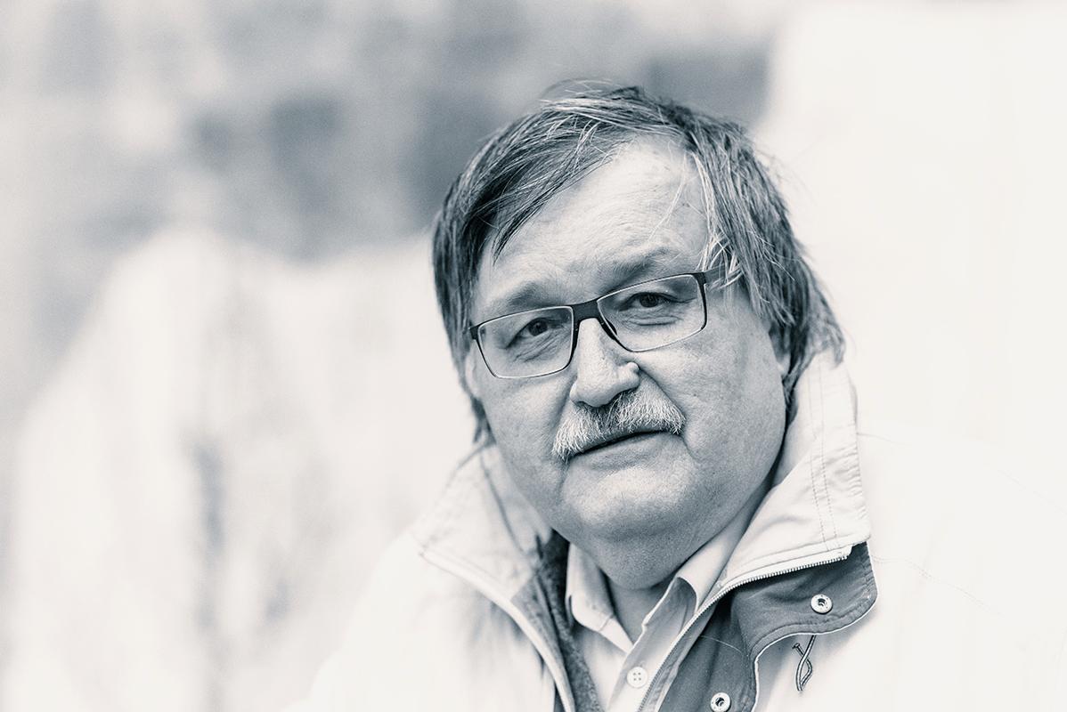 Pavel Sivko vystavuje v Jilemnici