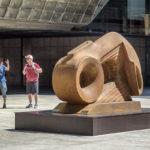 Sochařský festival Sculpture Line v ulicích 12 českých měst